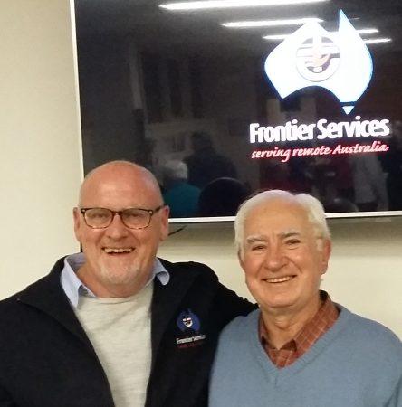Frontier Services Dan McAloon