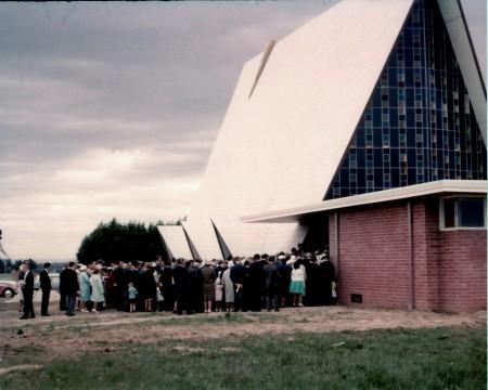 Church Opening 1961 8