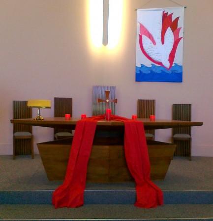 Pentecost 2015 b