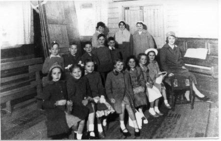 Sunday School Class 1959
